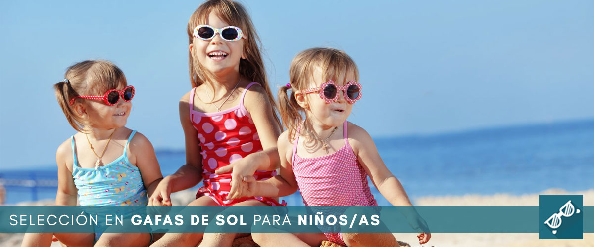 GAFAS DE SOL PARA NIÑO/NIÑA BARATAS