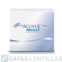 1-DAY ACUVUE MOIST CAJA 180 LENTILLAS