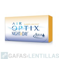 AIR OPTIX NIGHT & DAY CAJA 6 LENTILLAS