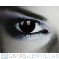 LENTILLAS COLORES 'FANTASY  COLORS BLACKOUT' (CAJA 2 LENTILLAS)