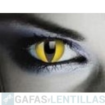 LENTILLAS COLORES 'FANTASY  COLORS CAT EYE' (CAJA 2 LENTILLAS)
