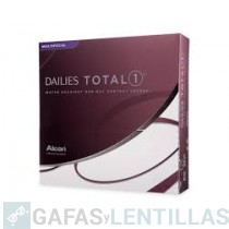 DAILIES TOTAL 1 MULTIFOCAL CAJA 90 UNIDADES