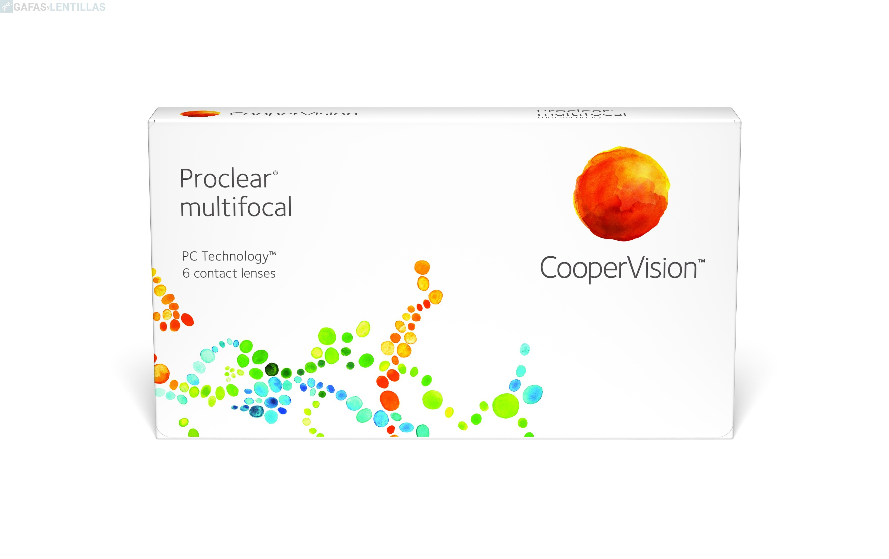 PROCLEAR MULTIFOCAL XR CAJA 3  LENTILLAS