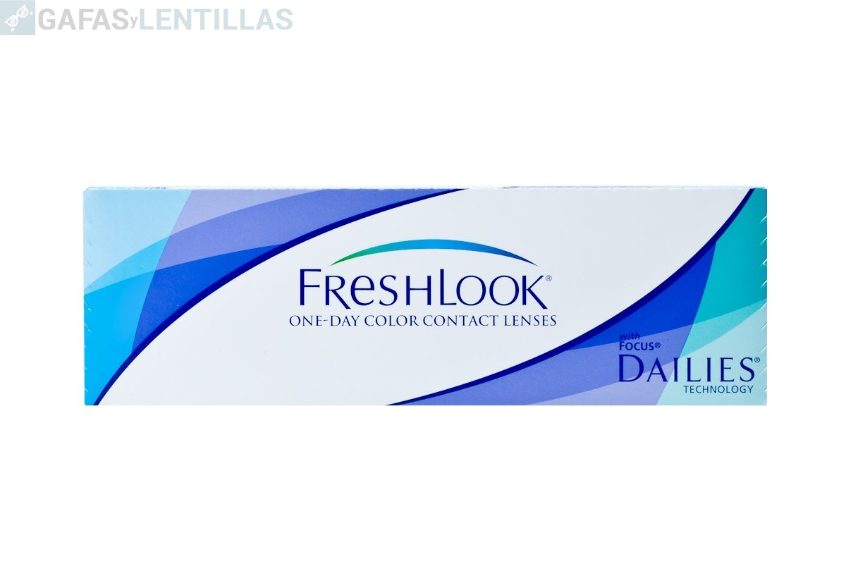 FRESHLOOK ONE DAY CAJA 10 LENTILLAS