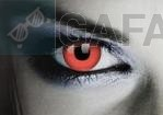 LENTILLAS COLORES 'FANTASY  COLORS RED DEVIL'  (CAJA 2 LENTILLAS)