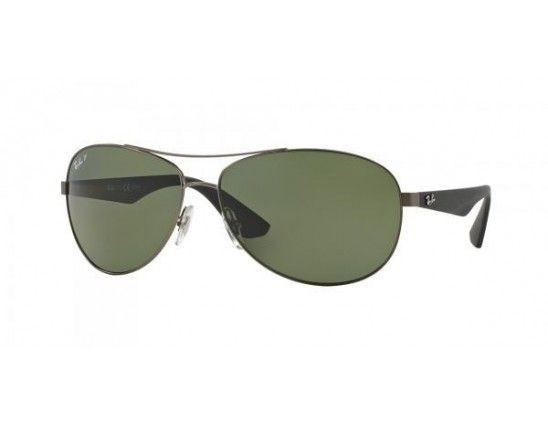 RAY-BAN 3526 Verde Clásica G-15 POLARIZADA