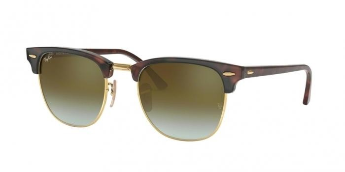 RAY-BAN 3016 CLUBMASTER FLASH LENSES GRADIENT 990/9J