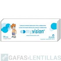 MY VISION CAJA 30 UNIDADES