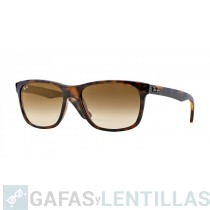 RAY-BAN 4181 HABANA MARRON DEGRADADA