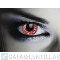 LENTILLAS COLORES 'FANTASY  COLORS BLOOD SHOT' (CAJA 2 LENTILLAS)