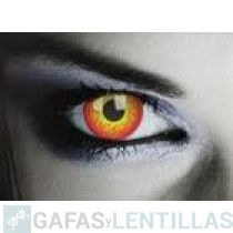LENTILLAS COLORES 'FANTASY  COLORS DARTH MAUL' (CAJA 2 LENTILLAS)