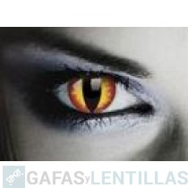 LENTILLAS COLORES 'FANTASY  COLORS DRAGON EYES' (CAJA 2 LENTILLAS)