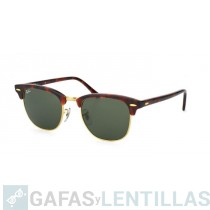 RAY-BAN 3016 CLUBMASTER CLASSIC W0366 Habana