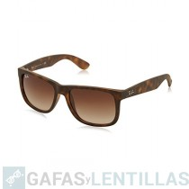 RAY-BAN 4165 JUSTIN CLASSIC HABANA MARRON DEGRADADA
