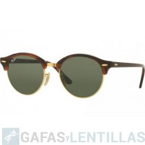 RAY-BAN CLUB ROUND CLASSIC 4246 990 VERDE CLASICA