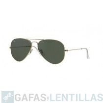 RAY-BAN AVIATOR CLASSIC RB3025 L0205  VERDE CLASICA