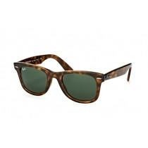 RAY-BAN 4340 WAYFARER EASE HABANA Verde Clásica G-15