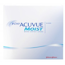 1-DAY ACUVUE MOIST CAJA 90 LENTILLAS