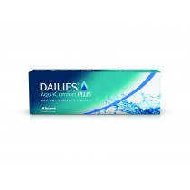 DAILIES AQUA CONFORT PLUS CAJA 30
