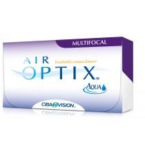 AIR OPTIX AQUA MULTIFOCAL CAJA 6 LENTILLAS