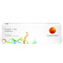 PROCLEAR 1 DAY MULTIFOCAL CAJA 30 UNIDADES