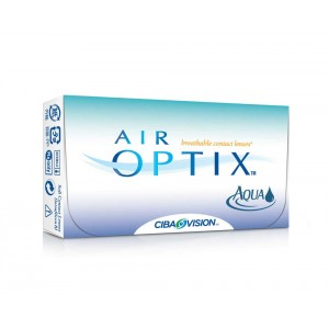 AIR OPTIX AQUA CAJA 6 LENTILLAS