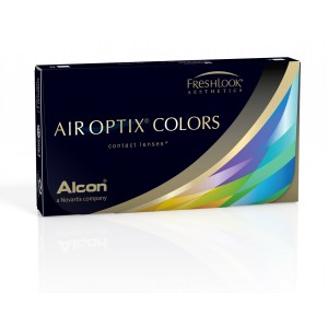 AIR OPTIX COLORS CAJA 2 LENTILLAS